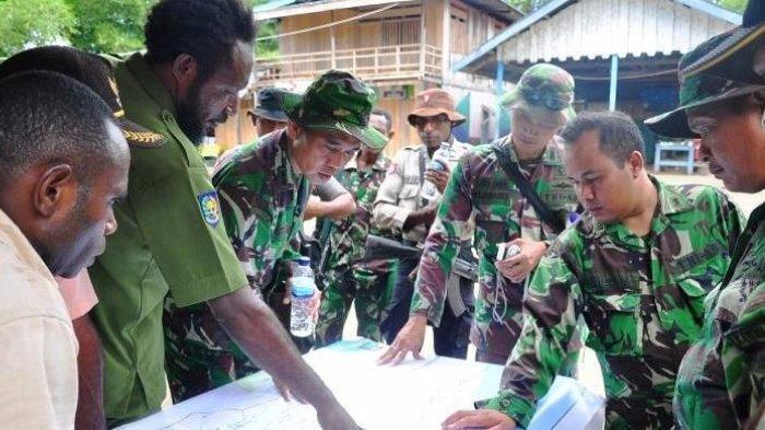 Detik-detik Kronologi Pratu Kurniawan Hilang di Mimika Papua, Rekan Sempat Lihat Korban Berenang