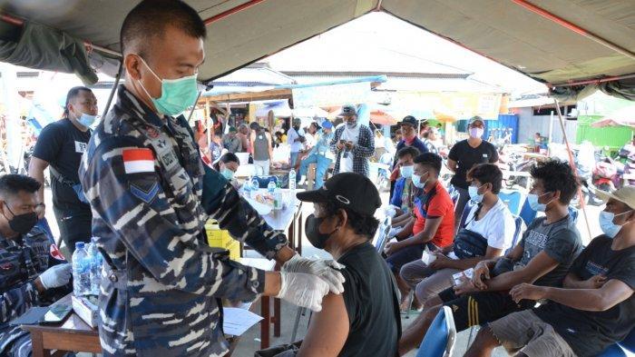 Vaksinasi Masif Terus Dilakukan TNI, Pegawai Positif Covid-19 hingga Kasus Money Laundry