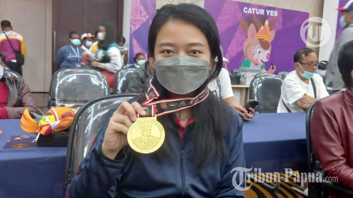 Irena Charisma Sukandar Raih Emas Catur untuk Jabar, Pertahankan Gelar Women Grandmaster