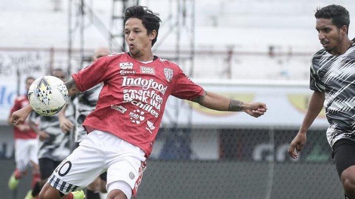 Irfan Bachdim Santer Dikait-kaitkan dengan Persib dan Borneo FC, Ini Kata CEO Bali United