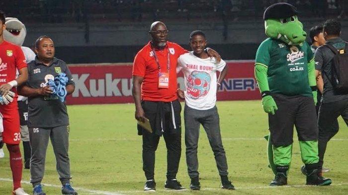Pelatih Persipura Jacksen F Tiago Ucapkan Selamat untuk HUT ke-93 Persebaya: Salam Satu Nyali!