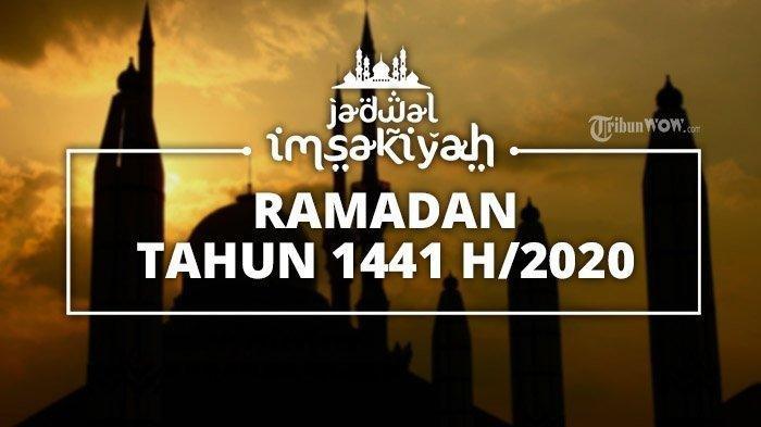Jadwal Imsakiyah Wilayah Medan untuk 27 Ramadan 2020/1441 H, Cek Waktu Salat dan Buka Puasa