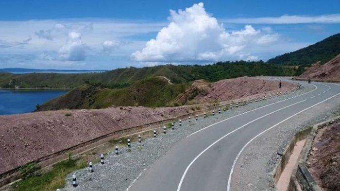 Hingga Tahun 2019, 743 Km Jalan Trans Papua Barat Sudah Beraspal