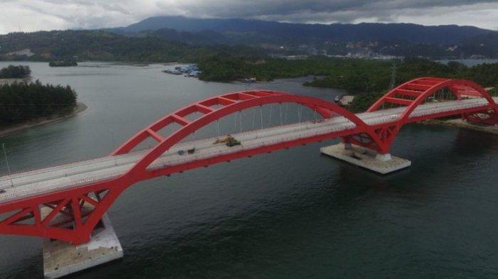 Diresmikan Jokowi Hari Ini, Ini 7 Fakta Jembatan Holtekamp, Si Plengkung Merah Ikon Baru Jayapura