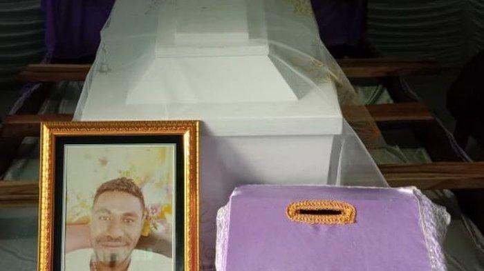 Jenazah Habel Halenti, Warga Sipil yang Ditembak KKB Dimakamkan di Samping Pusara Kedua Orangtua