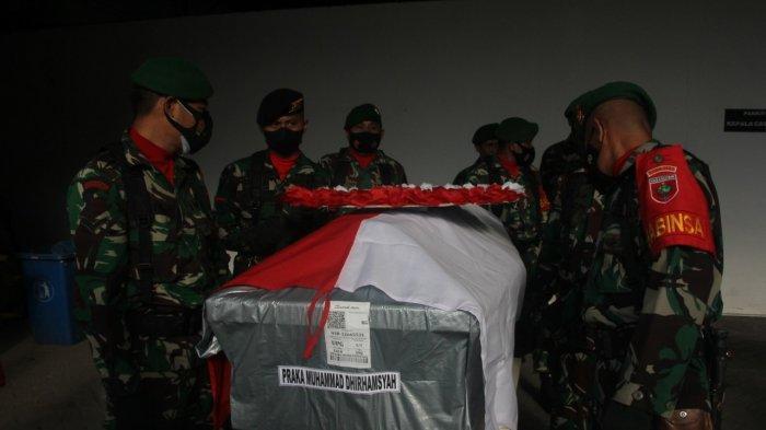 Sebelum Tewas, Salah Satu Anggota TNI Korban Pembantaian sempat cari Pertolongan Medis