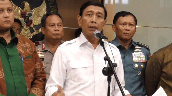 Polri Sebut 2 Pelaku Penyerangan terhadap Wiranto Terpapar Radikalisme ISIS