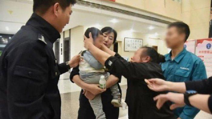 Pria Ini Jual Anaknya yang Berusia 2 Tahun, Lalu Foya-foya dengan Istri Barunya