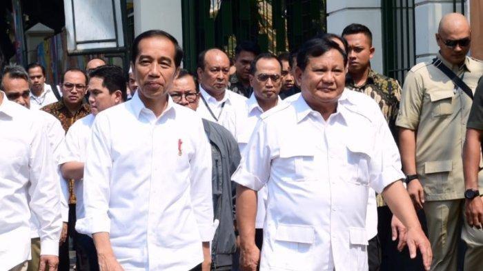Hasil Survei Prabowo Menteri Populer dan Kinerja Terbaik, Ini Peringkat Mahfud MD dan Erick Thohir