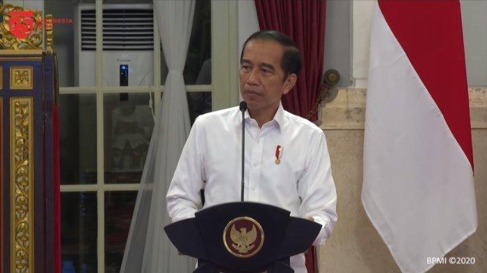 Di Tengah Pandemi Covid-19, Jokowi Ungkap Hanya Papua dan Papua Barat yang Ekonominya Tumbuh