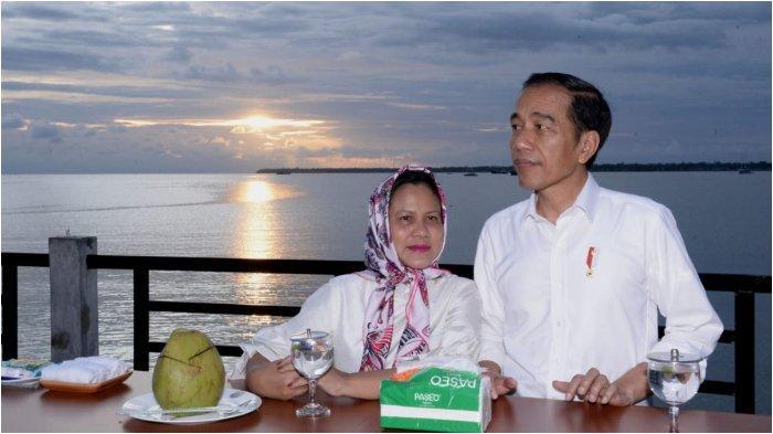 Kapolri Sebut Iriana Jokowi hanya Ditemani 2 Paspampres di Bandara: Bayangkan Itu Istri Kapolda