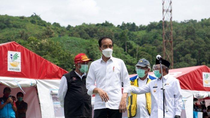 Presiden Jokowi Tinjau Venue PON XX, Mathius: Persiapan PON Papua Capai 95 Persen