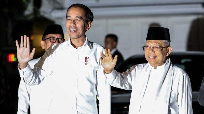 Maruf Amin Bela Jokowi yang Beri Grasi Terpidana Korupsi Annas Maamun: Tak Mungkin Kita Intervensi
