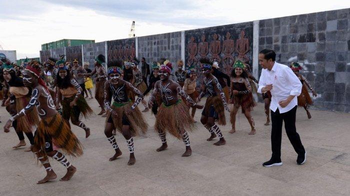 Singgung Sejumlah Kunjungan Jokowi ke Papua sebelumnya, Tokoh Papua: Jangan Sampai yang Ini Sia-sia
