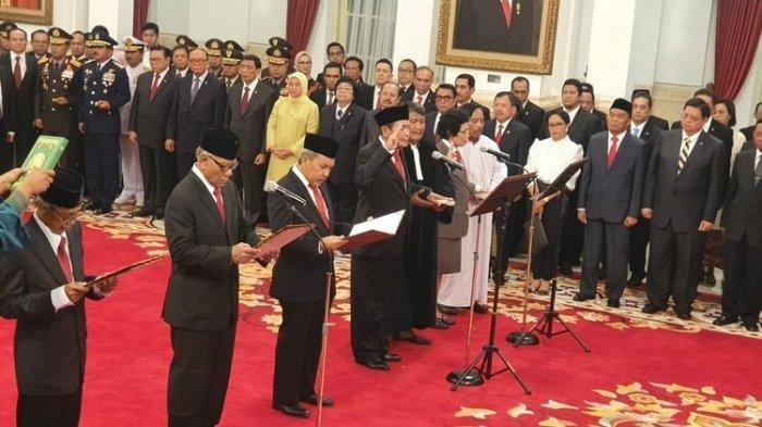 Soal Dewan Pengawas KPK Pilihan Jokowi, Gerindra: Kita Lihat Dulu