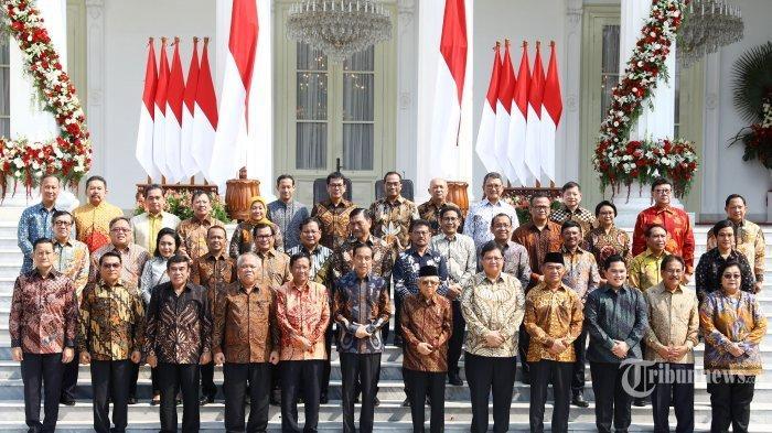 Soal Formasi Kabinet Indonesia Maju, Mereka yang Kecewa dan Permintaan Maaf dari Jokowi