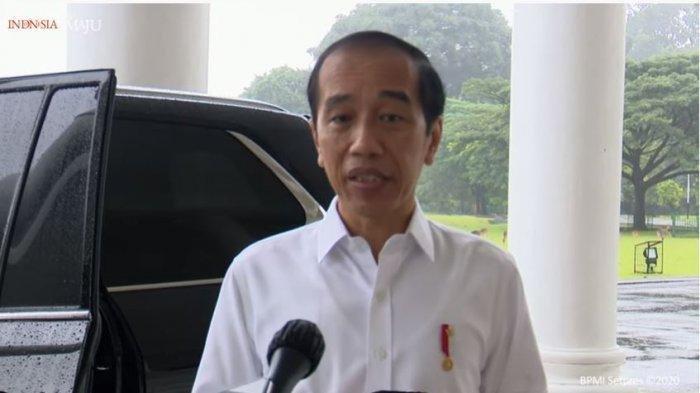 Jokowi Sudah Disuntik Vaksin Covid-19 Sinovac: Enggak Terasa Sama Sekali