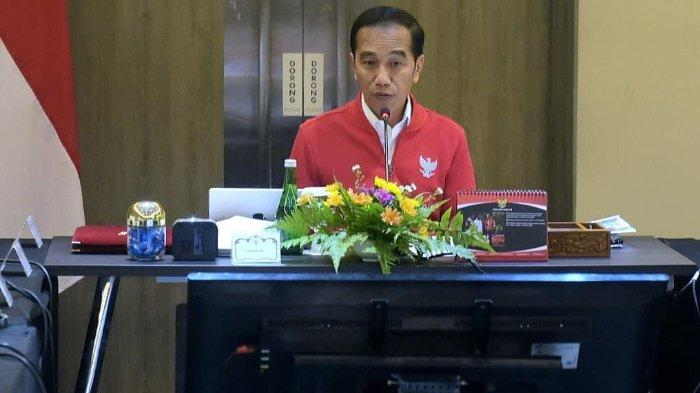Pimpin Rapat Penanganan Karhutla, Jokowi: Saya Tak Perlu Banyak Laporan, tapi Tindakan di Lapangan