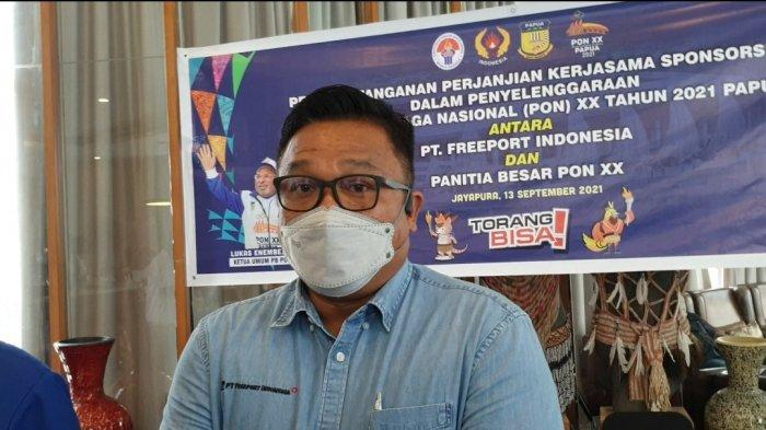 PT.Freeport Indonesia Siap Berikan Bonus Bagi Atlet Papua bila Sabet Medali Emas