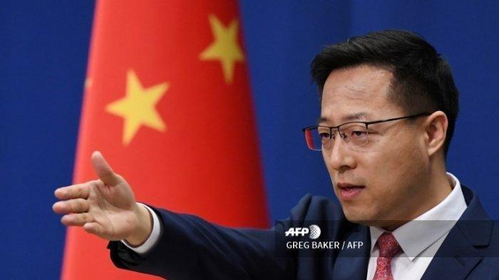 Jubir Kemenlu China Ancam Bakal Boikot Apple jika AS Blokir WeChat