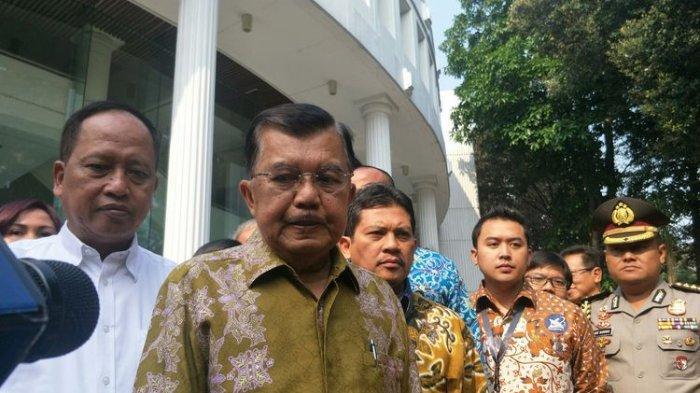 Wapres Jusuf Kalla Berharap Semua Pihak 'Cooling Down' setelah Rusuh di Manokwari