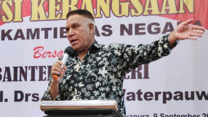 Antisipasi Klaster Baru Covid-19 usai PON XX Papua, Ini Solusi dari Komjen Paulus Waterpauw