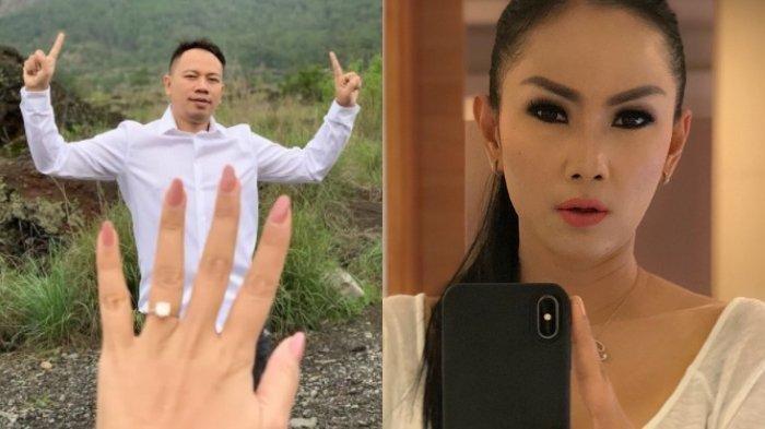 Batal Menikah dengan Kalina, Video Vicky Prasetyo Makan Berduaan dengan Celine Evangelista Viral
