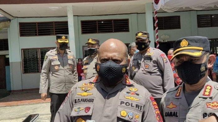 2 Anak Buahnya Terjerat Kasus Narkoba, Kapolda Papua Tak Beri Ampun: Pecat