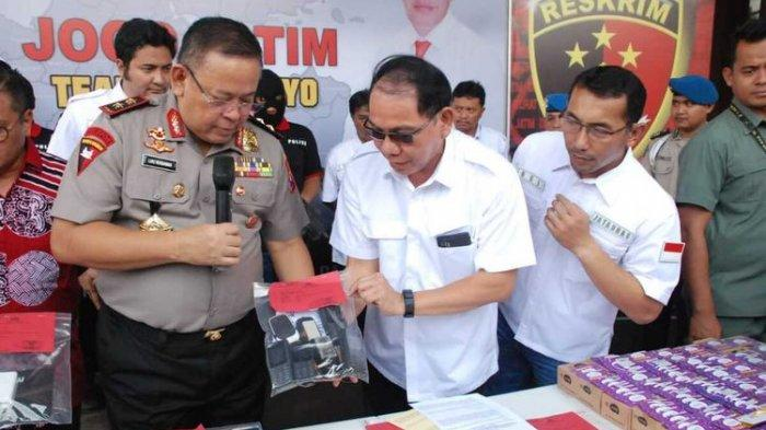 Polisi Tangkap 'Gojek Tuyul': Punya 8.850 Nomor, 41 Akun Fiktif, Puluhan Akun Restoran dan Customer