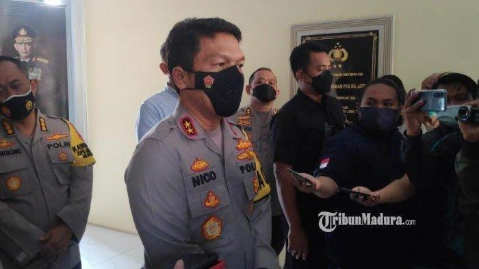 Pesta Sabu di Hotel, 5 Oknum Polisi Ditangkap, 2 di Antaranya Ternyata Bertugas di Satresnarkoba