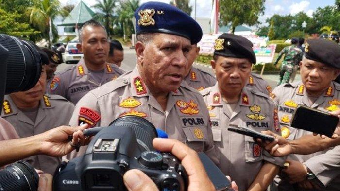 KKB Tembak Anggota Brimob di Papua, Polisi Buru Egianus Kogoya hingga Senjata Diduga dari Lumajang