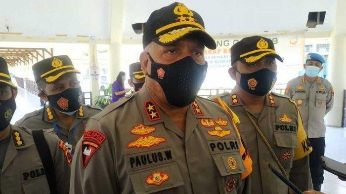 2 Anggota Polisi di Papua Positif Covid-19 seusai Divaksin, Kapolda: Kondisinya Dilaporkan Stabil