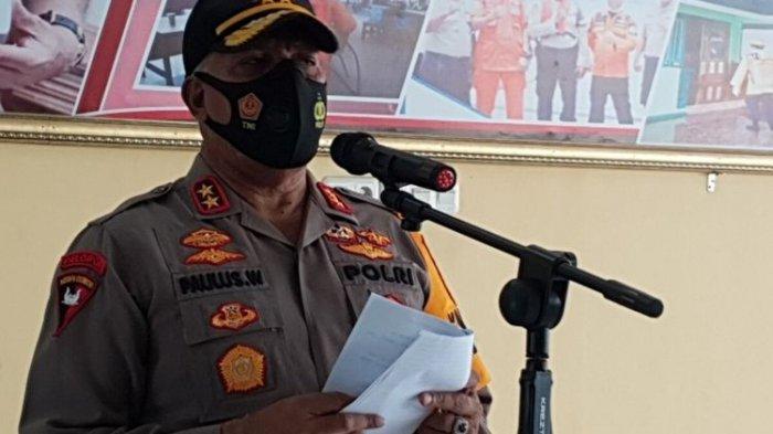 Kapolda Papua Lantik Kapolres Baru di 3 Wilayah Rawan KKB