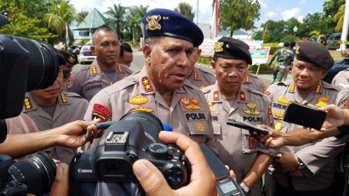 Kapolda Papua Bergerak ke Tembagapura, Memantau 900 Pengungsi yang Ketakutan dengan Aksi KKB