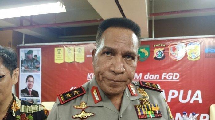 Bupati Intan Jaya Mengaku Diancam KKB, Kapolda Papua: Ada Banyak Hal yang Membuat Beliau Khawatir