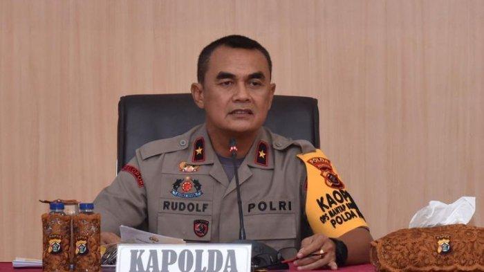 Kapolda Papua: Ketua KNPB Tersangka Kerusuhan Jayapura Ditangkap saat Kendarai Motor Curian