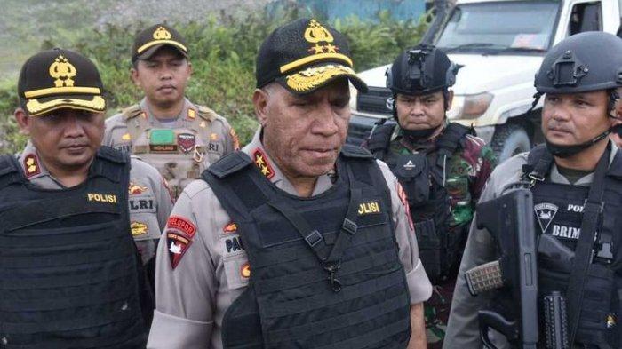 Polda Papua Minta Masyarakat Tak Sepelekan, Senjata TNI Korban Helikopter MI-17 Harus Dikembalikan