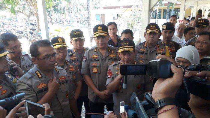 Kapolri Jenderal Tito Karnavian Sebut Situasi di Manokwari Berangsur Kondusif