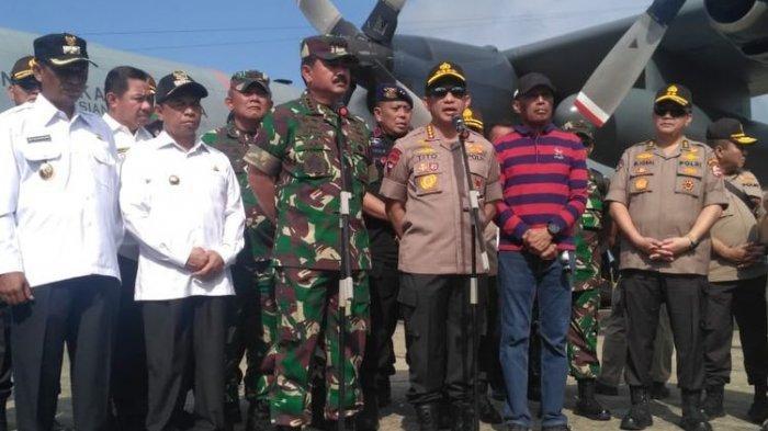 Kapolri Tito Karnavian dan Panglima TNI Hadi Tjahjanto Berkantor di Jayapura untuk Jamin Papua Aman