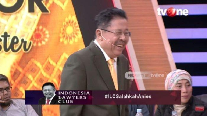 Bahas Banjir Jakarta, Karni Ilyas Tertawa Terbahak Dengar Pernyataan Sutiyoso soal Kesalahan Anies