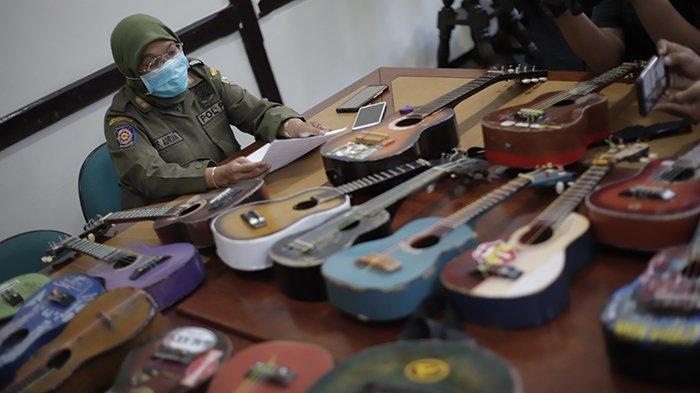 Viral Video Satpol PP Kota Pontianak Hancurkan Ukulele dan Tuai Kritik, Ini Klarifikasinya