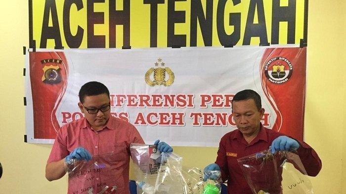 Kronologi Ibu Cekoki Bayinya Dengan Racun Babi Lalu Bunuh Diri di Aceh, Ada Barang Buktinya