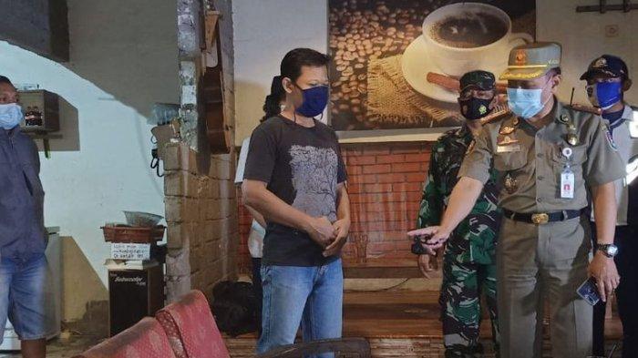 Marah Warung Kopinya Dirazia, Pemilik Geruduk Rumah Petugas dan Beri Ancaman Pembunuhan