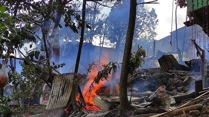 4 Berita Populer : 6 Rumah Terbakar di Padang Bulan Hingga Liga 1 Kembali Dimulai 3 September 2021