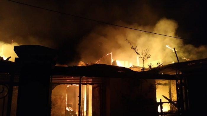 Kasus Kebakaran di Perumnas I Waena, Polisi Belum Bisa Pastikan Penyebabnya