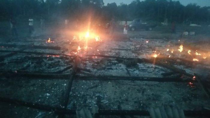 Kisah Heroik Ustazah Vitria, Terobos Api Selamatkan Santri dan Uang Yayasan di Pondok yang Terbakar
