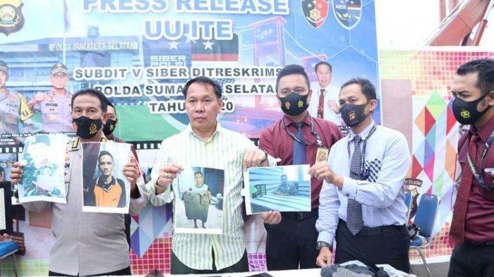 2 Napi di Sumsel Ngaku Jadi TNI dan Polisi, Rayu Korban untuk Buat Video Seks lalu Peras Korban