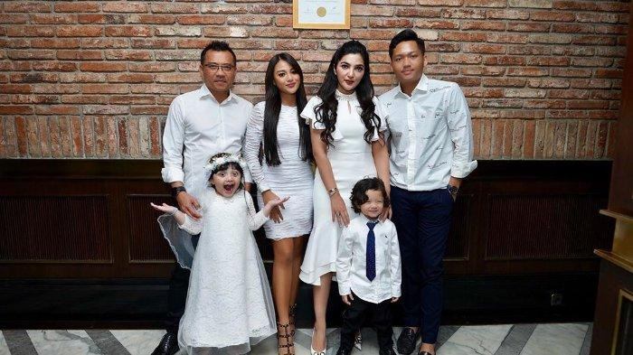 Ungkap Kondisi Ashanty dan 3 Anaknya yang Positif Covid-19, Anang: Kita Sudah Benar-benar Menjaga
