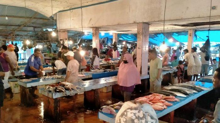 Nelayan Enggan Melaut karena Cuaca Ekstrem, Harga Ikan di Manokwari Melonjak