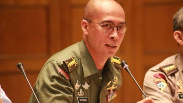 Kepala BIN Daerah (Kabinda) Papua, Brigjen TNI I Gusti Putu Danny Karya Nugraha